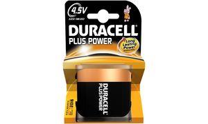 Duracell Plus 4.5V Platte       Batterij Mn1203 (1)