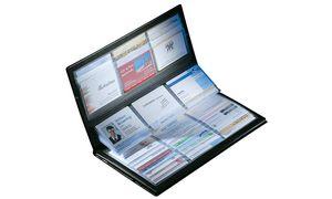 Sigel Business Card             Verzamelaars, zwart, mat