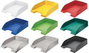 LEITZ Brievenbak Plus           standaard, A4, polystyreen,