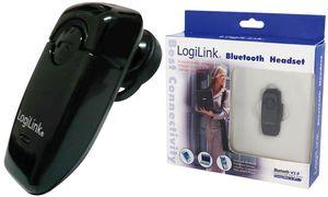 LogiLink Bluetooth V2.0 Earclip Headset