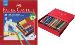 Faber Castell kleurpotlood Grip 2001 studiobox a 36 stuks