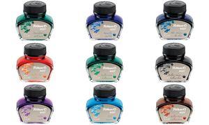 Pelikan inkt 4001 in glas, donke-300056