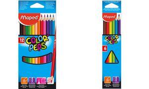 Kleurpotlood Maped Color'Peps 6 potloden