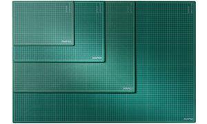 Snijmat A3 formaat (300 mm x 450mm) - groen