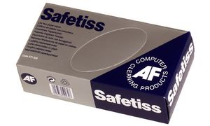 AF Paper Screen Cleaning        Wipes'Safetiss ', enkele laag