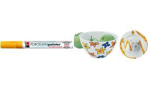 Marabu Porcelain                Marker'Porcelain Schilder ', wit
