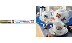 Marabu Porcelain                Marker'Porcelain Schilder ',