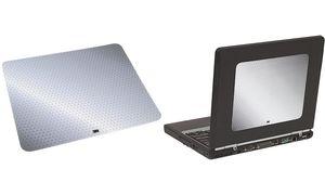 3M Precision Mouse Pad, zilver, zelfklevend