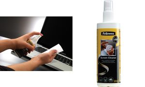 Fellowes Screen Cleaning Spray, inhoud: 250 ml