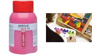 Royal Talens Acrylverf          ArtCreation, ultramarijn, 750 ml