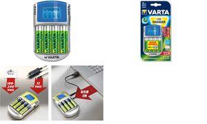 Varta batterijlader 12V voor AA / AAA batterijen