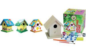 Marabu Acrylverf set            birdhouse'Welcome Home '