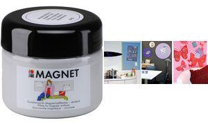 Marabu Magnetic Paint Kleur je  dromen, grijs, 225 ml