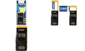 Varta LCD Digital Battery       Tester