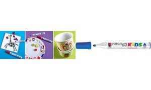Marabu Porcelain                Marker'Porcelain voor kinderen