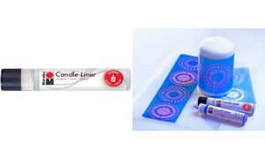 Marabu wax adhesive'Candle      Liner, 25 ml