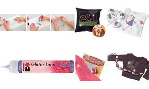 Marabu Color                    Glitter'Glitter-Liner ',