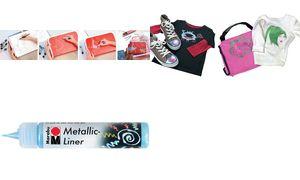 Marabu Metallic                 color'Metallic-Liner ',