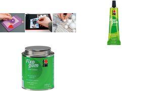 Marabu Montagekleber'Fixogum    Rubber Cement ', 50 g tube