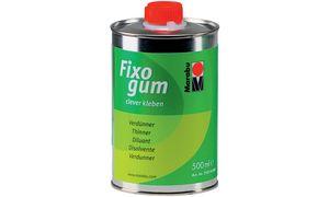 Marabu thinners'Fixogum ', 500  ml pot