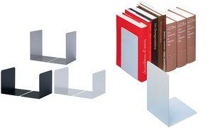 Huismerk Durable - Boekensteun -Zilver