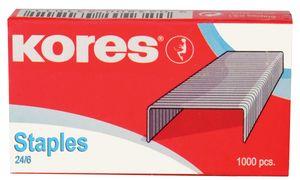 Cyrus Staples 24/6, verzinkt,   kartonnen doos