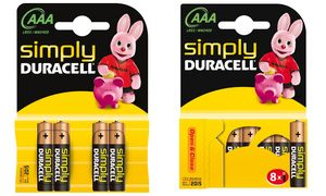Battery AAA SIMPLY              4PK