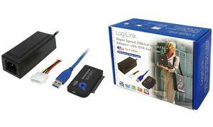 LogiLink USB 3.0 - SATA adapter met OTB functie