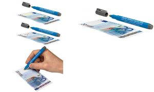 Safescan Vals-test pin'Safescan 30 ', blauw / grijs