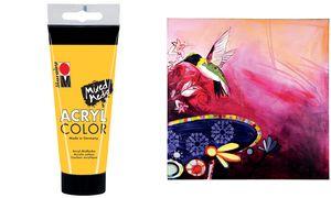 Marabu Acryl paint'AcrylColor ',magenta, 100ml
