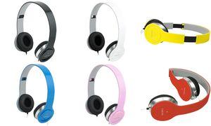 LogiLink hoge kwaliteit headset met oorkussens