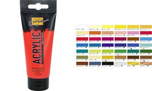 Kreul acrylverf SOLO Goya Acryl,donker bruin, 100 ml
