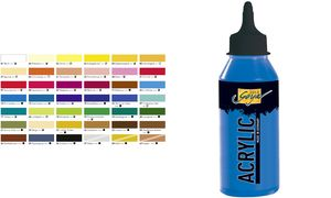 Kreul acrylverf SOLO Goya Acryl,wit, 250 ml
