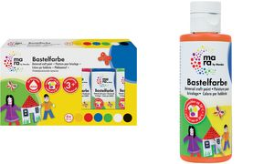 mara door Marabu acrylverf, 80  ml, set van 6