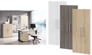 Wellemöbel doors'BRW 5 + ',     width: 800 mm, as Escada