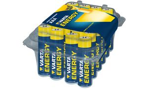 VARTA alkaline battery'Energy ',Micro (AAA / LR3)