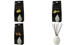 Papstar Home Fragrance set      Sandalwood/Amber - Geurstokjes