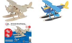 mara door Marabu 3D             Puzzle'Wasserflugzeug '