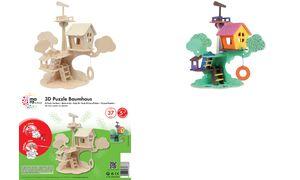 mara door Marabu 3D             Puzzle'Baumhaus '