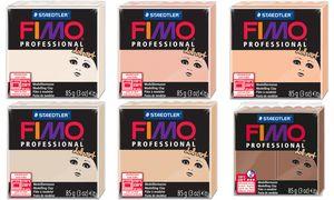 PROFESSIONAL FIMO boetseerklei  pop art, china, 85 g