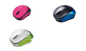"Genius Optische Notebook        Mouse'Micro Traveler 9000R "","
