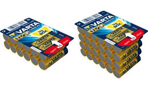 VARTA alkaline battery'Longlife 'BIG BOX, Mignon (AA)