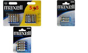 Maxell Alkaline batterijen, AAA,2er Blister
