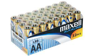 Maxell AA Batterijen - 32       stuks