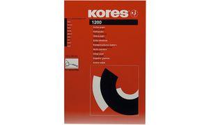 Kores Carbon papier, A4, zwart, 100 vel