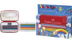 Kleurpotlood Faber Castell GRIP gevuld etui