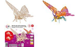 mara door Marabu 3D             Puzzle'Schmetterling ', 16