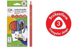 mara door Marabu crayons'Jumbo  ', 10 kartonnen geval