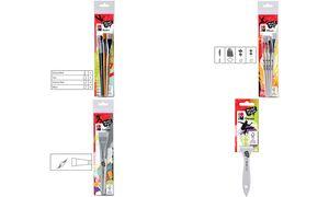 Marabu Brush Set'Basics ',      basisuitrusting