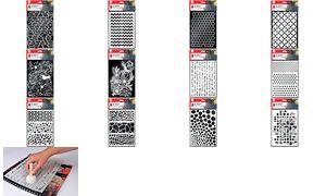 Marabu ontwerp template'Art     Stencil ', A4, Bricks
